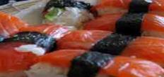 Популярный рыбный деликатес – Суши