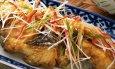 Вкусное блюдо с рыбой